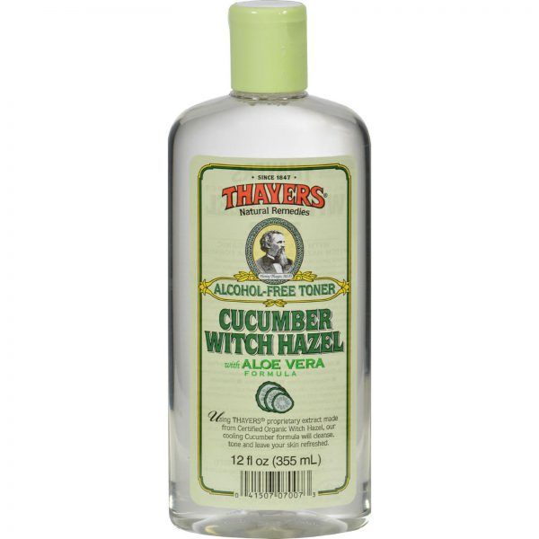 Thayers Witch Hazel With Aloe Vera Cucumber