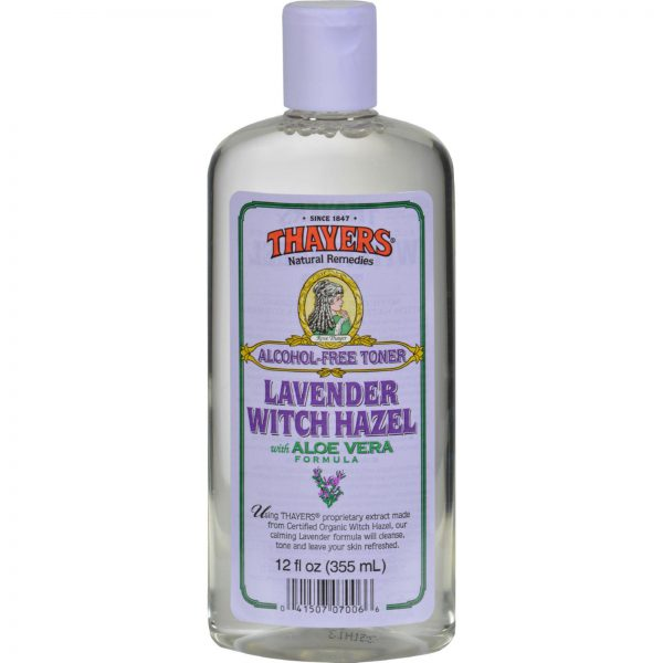 Thayers Witch Hazel With Aloe Vera Lavender