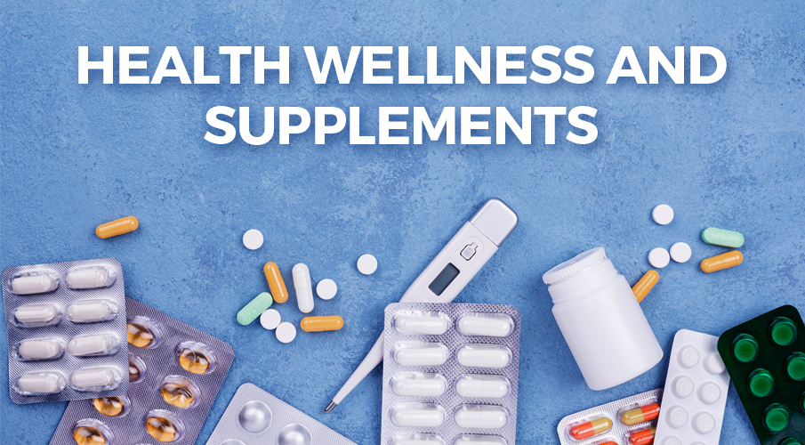 Health Wellness and Supplements Online