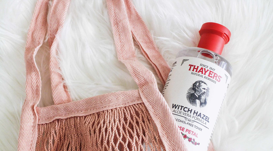 Thayer's Witch Hazel Toner: A Skin Care Wonder – Why It's One Best Skin Toner & its Benefits